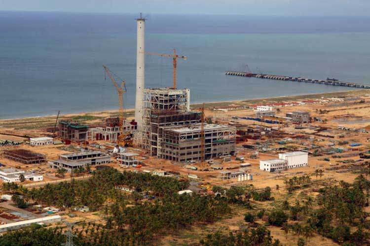 Halting Sampur Coal Power Plant