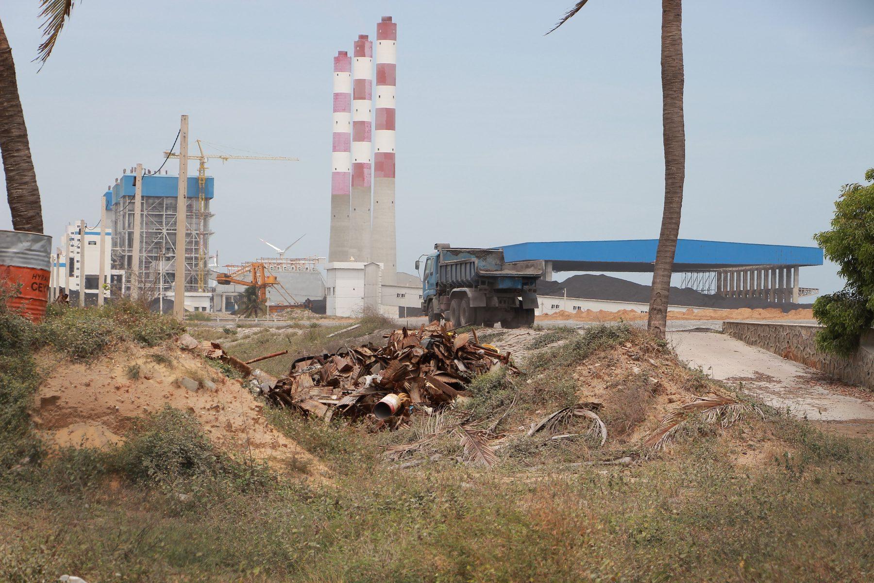 Norochcholai Coal Power Plant