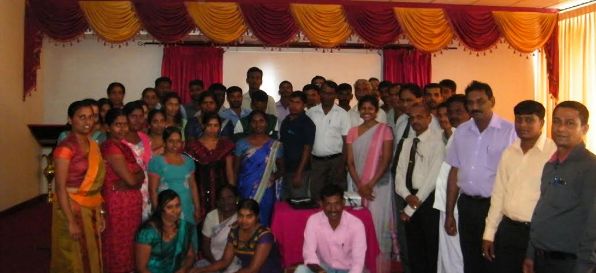 Capacity Building Workshops on Sri Lankan Law