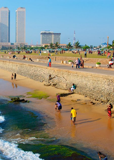 The Galle Face Case