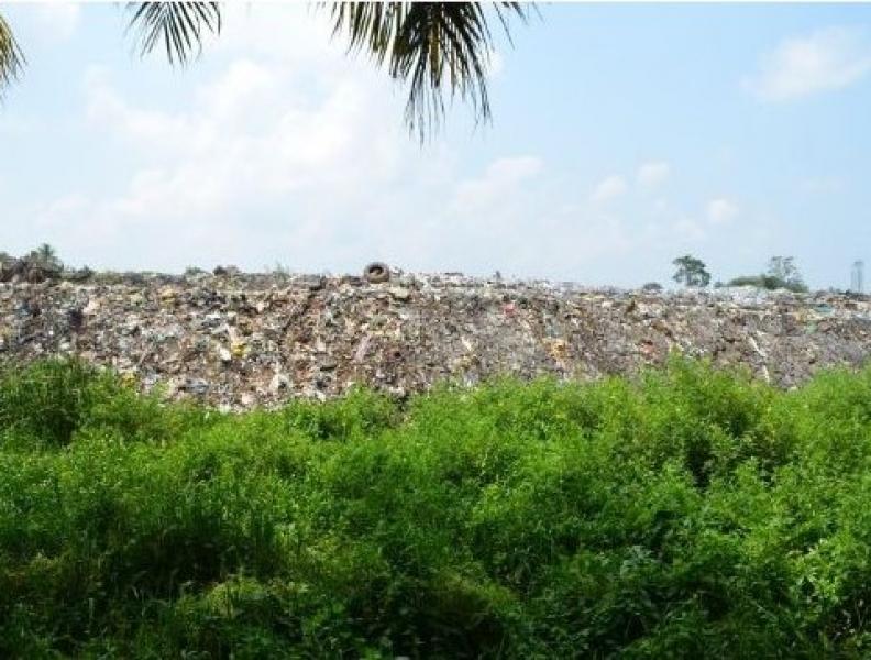 Kotikawatta Garbage Dump