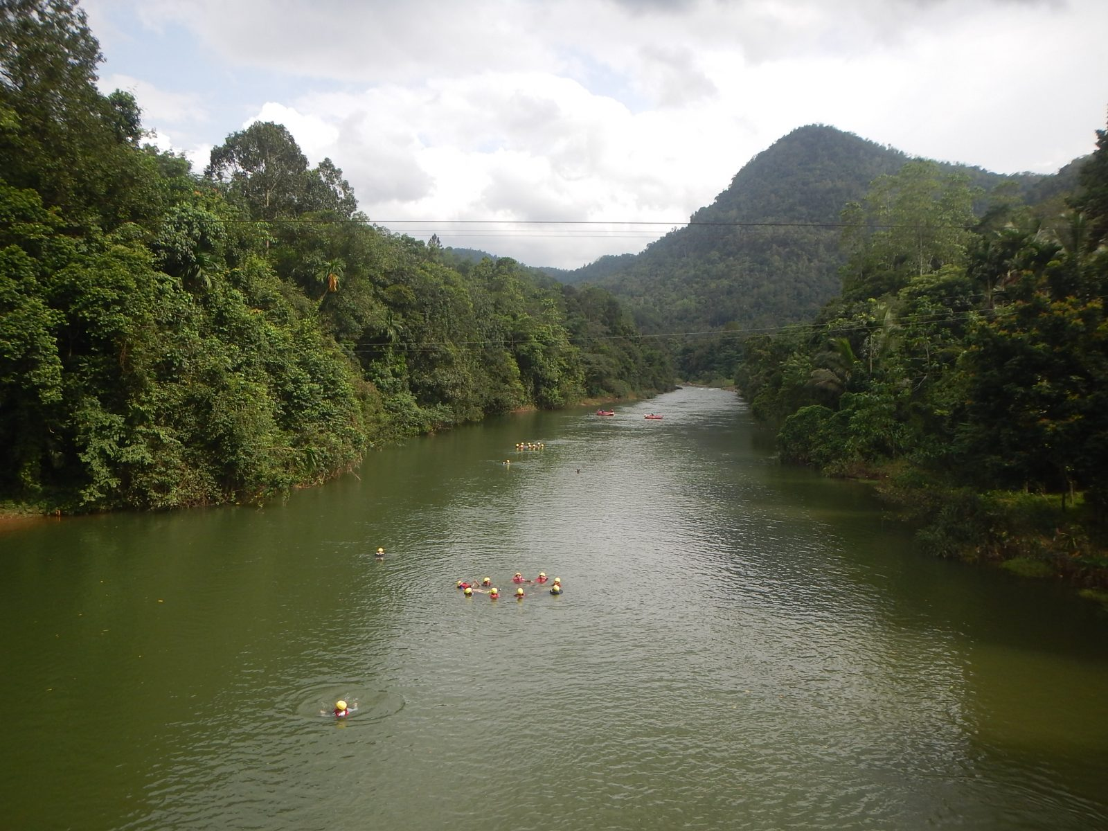 Surface Water Quality Assessment of Kelani River